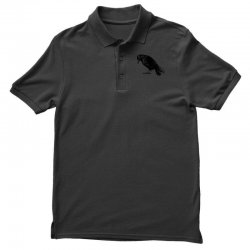 The Crow Polo Shirt | Artistshot