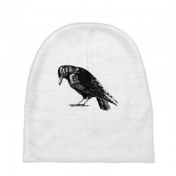 The Crow Baby Beanies | Artistshot