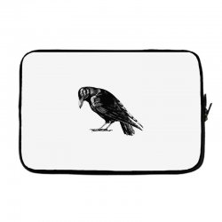 The Crow Laptop sleeve | Artistshot