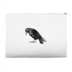 The Crow Accessory Pouches | Artistshot