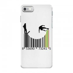 barcode skaters iPhone 7 Case | Artistshot