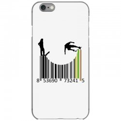 barcode skaters iPhone 6/6s Case | Artistshot