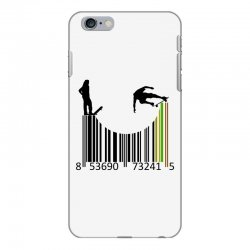 barcode skaters iPhone 6 Plus/6s Plus Case | Artistshot
