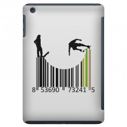 barcode skaters iPad Mini | Artistshot