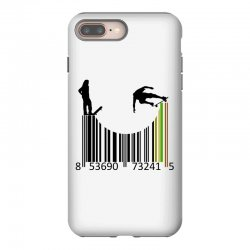barcode skaters iPhone 8 Plus Case | Artistshot