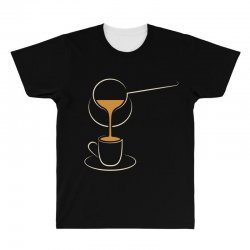 coffee All Over Men's T-shirt | Artistshot