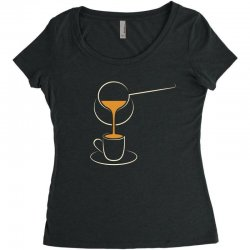 coffee Women's Triblend Scoop T-shirt | Artistshot