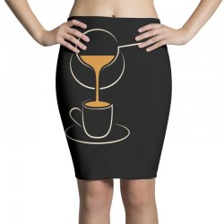 coffee Pencil Skirts | Artistshot