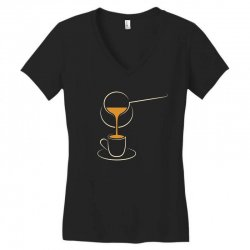 coffee Women's V-Neck T-Shirt | Artistshot