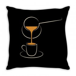 coffee Throw Pillow | Artistshot