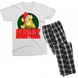 merry christmas simba Men's T-shirt Pajama Set | Artistshot