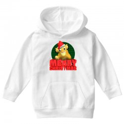 merry christmas simba Youth Hoodie | Artistshot