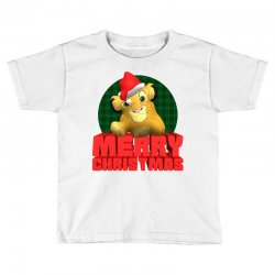 merry christmas simba Toddler T-shirt | Artistshot
