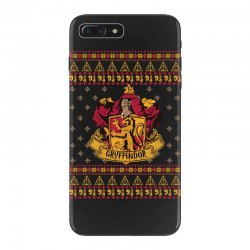 harry potter gryfindor ugly christmas iPhone 7 Plus Case | Artistshot