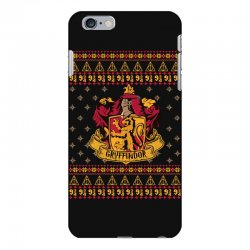 harry potter gryfindor ugly christmas iPhone 6 Plus/6s Plus Case | Artistshot