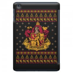 harry potter gryfindor ugly christmas iPad Mini Case | Artistshot