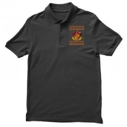 harry potter gryfindor ugly christmas Polo Shirt | Artistshot
