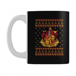 harry potter gryfindor ugly christmas Mug | Artistshot
