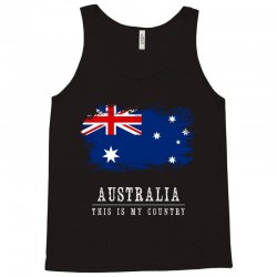 This is my country - Australia Tank Top | Artistshot