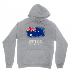 This is my country - Australia Unisex Hoodie | Artistshot