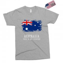 This is my country - Australia Exclusive T-shirt | Artistshot