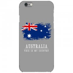 This is my country - Australia iPhone 6/6s Case | Artistshot