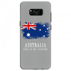 This is my country - Australia Samsung Galaxy S8 | Artistshot