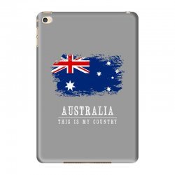 This is my country - Australia iPad Mini 4 | Artistshot