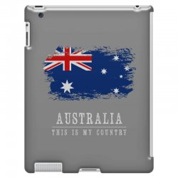 This is my country - Australia iPad 3 and 4 Case | Artistshot