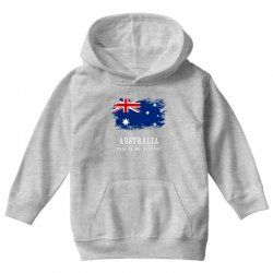 This is my country - Australia Youth Hoodie | Artistshot