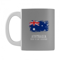 This is my country - Australia Mug | Artistshot