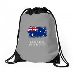 This is my country - Australia Drawstring Bags | Artistshot
