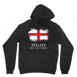 This is my country - England Unisex Hoodie | Artistshot