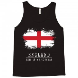 This is my country - England Tank Top | Artistshot