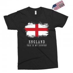 This is my country - England Exclusive T-shirt | Artistshot