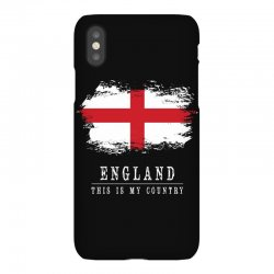 This is my country - England iPhoneX Case | Artistshot