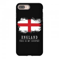 This is my country - England iPhone 8 Plus Case | Artistshot