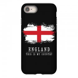 This is my country - England iPhone 8 Case | Artistshot