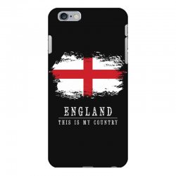 This is my country - England iPhone 6 Plus/6s Plus Case | Artistshot