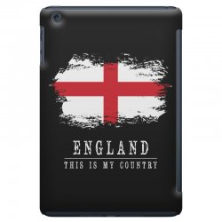 This is my country - England iPad Mini Case | Artistshot