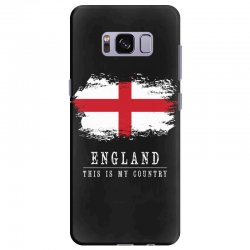 This is my country - England Samsung Galaxy S8 Plus Case | Artistshot
