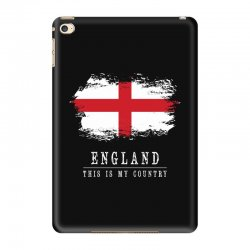 This is my country - England iPad Mini 4 Case | Artistshot