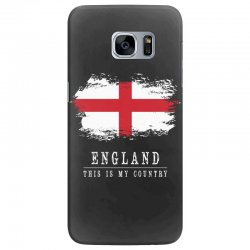 This is my country - England Samsung Galaxy S7 Edge Case | Artistshot