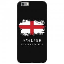 This is my country - England iPhone 6/6s Case | Artistshot