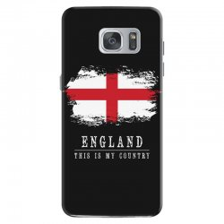 This is my country - England Samsung Galaxy S7 Case | Artistshot