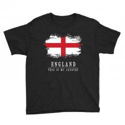 This is my country - England Youth Tee | Artistshot