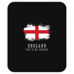 This is my country - England Mousepad | Artistshot