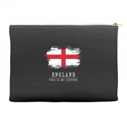 This is my country - England Accessory Pouches | Artistshot