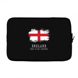 This is my country - England Laptop sleeve | Artistshot