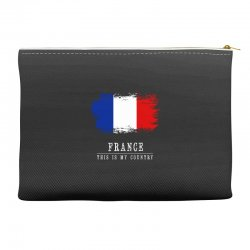 This is my country - France Accessory Pouches | Artistshot